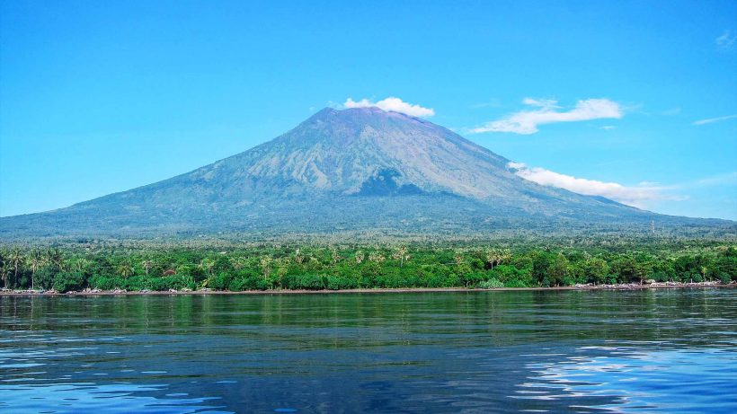 Gunung Agung: Bali Mountain Holiest