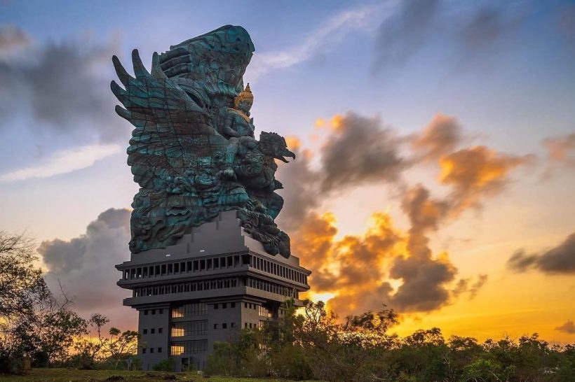 Garuda Wisnu Kencana Kulturni Park na Baliju