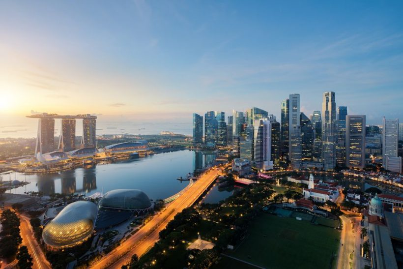 48 timmar i Singapore: The Ultimate Resplan
