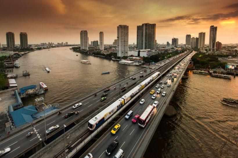 Fra Bangkok til Chiang Mai - Den beste måten å få til Chiang Mai fra Bangkok