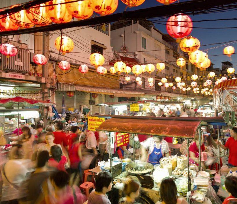 Festivāli Taizemē - kad un kur