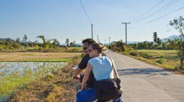 Kako priti od Chiang Mai do Pai, Tajska