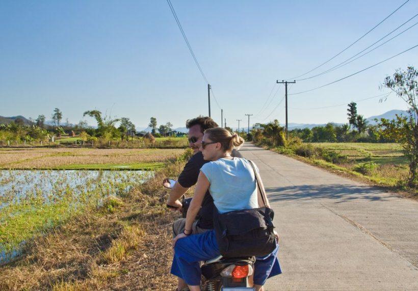 Πώς να πάρει από Chiang Mai προς Pai, Ταϊλάνδη