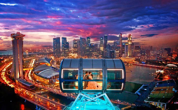 Singapore Honeymoon Highlights - Upptäck Pleasures i denna stad-State för par