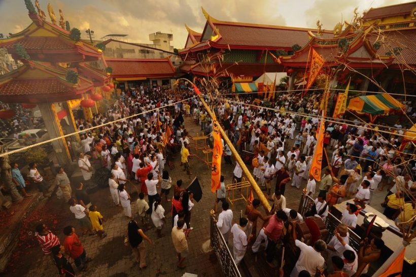 Il Festival Vegetariano di Phuket