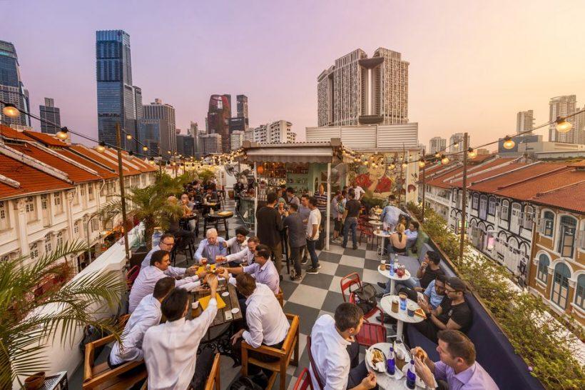 Singapores Etniske Enclaves - hjem til Singapores Malay, kinesisk og indiske Fællesskaber