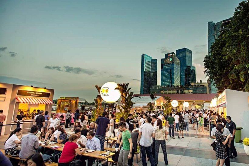 Singapur Festival hrane