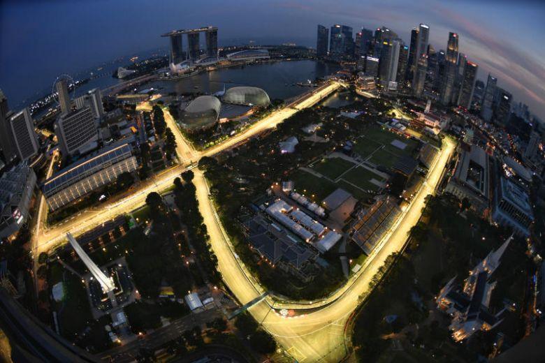 """Singapūras Grand Prix """""""