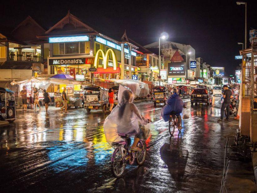 7 fantastiska aktiviteter för Thailands Rainy Season