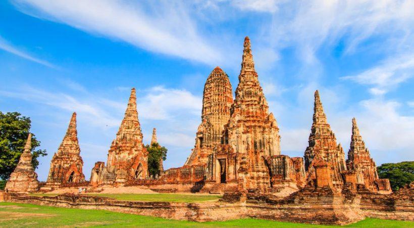 Guía para Visitar Ayutthaya en Tailandia