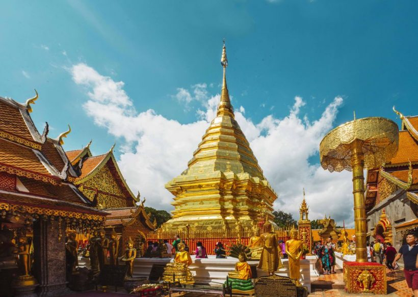 Chiang Mai Wat Phra That Doi Suthep: The Complete Guide