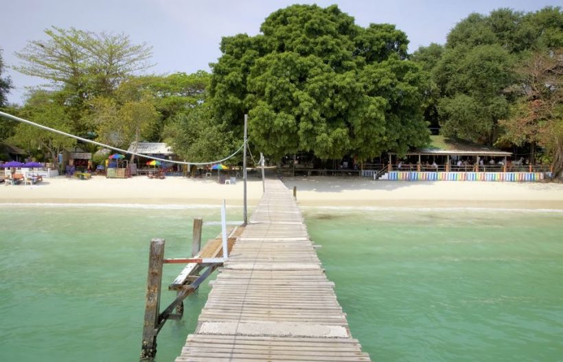 Najlepšie pláže v blízkosti Bangkok