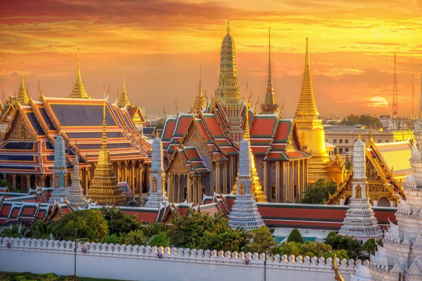 Bangkok'un Grand Palace: Complete Guide