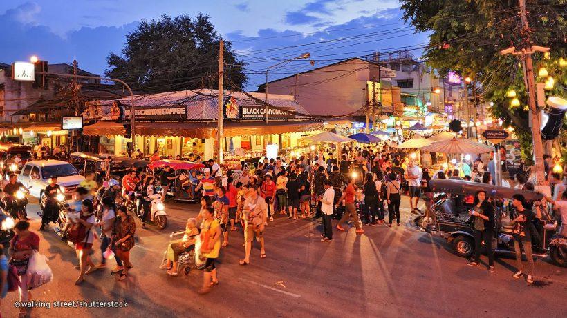Chiang Mai Nočný život: Ako si vychutnať večer v severnom Thajsku