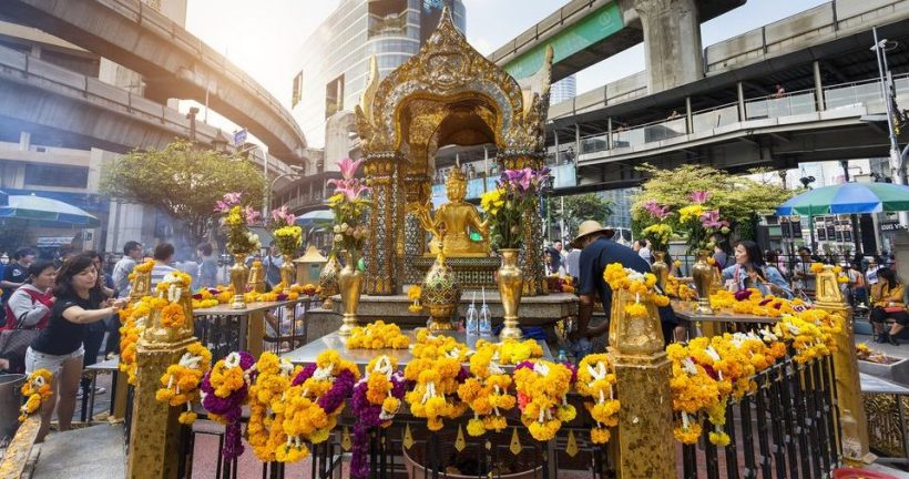 Bangkok Erawan Shrine: A Complete Guide