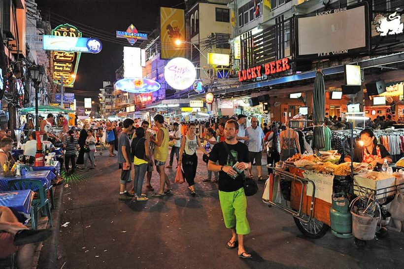 Khao San Road Bangkok: An Introduction to Infamous Khao San Road in Bangkok