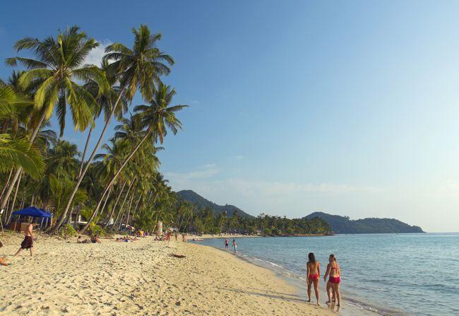Koh Chang, Tajlandia: Wprowadzenie do drugiej największej wyspie Tajlandii