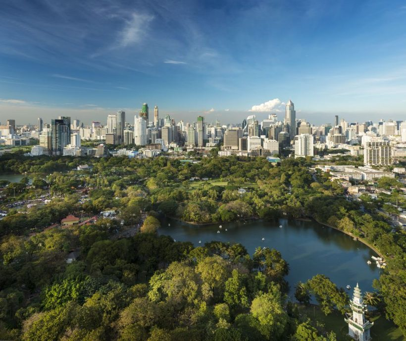 Bangkoks Lumpini Park: The Complete Guide