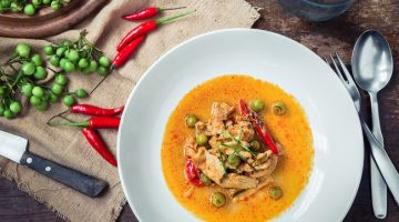 Top Piatti Thai Curry