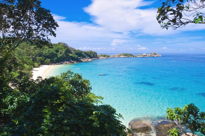9 En Popüler Adaları Tayland ziyaret etmek