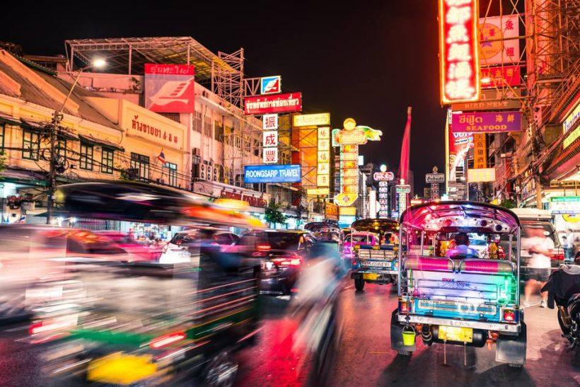Faydalı İfadeler Tayland Seyahat bilmek önce
