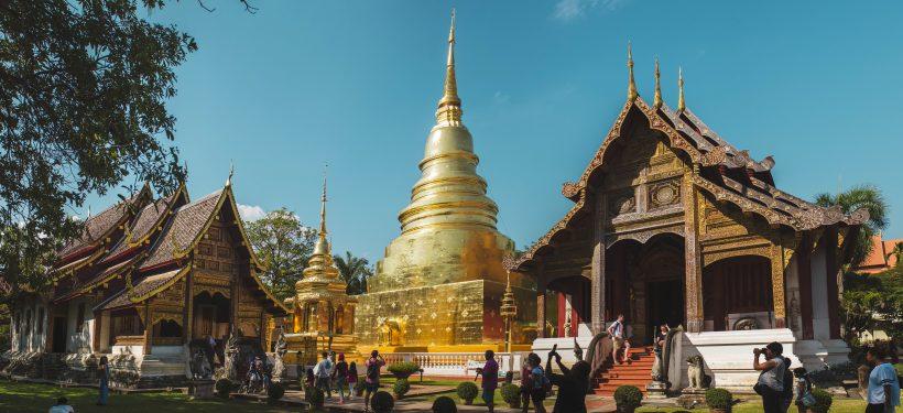 Rehber Sen Mutlu yapacaktır Tayland Tayland Destinasyonları ziyaret etmek