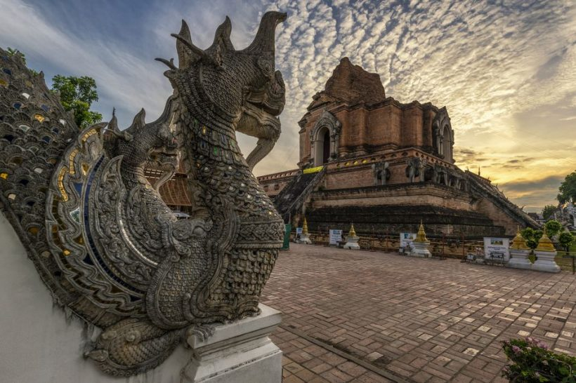 Chiang Mais Wat Chedi Luang: The Complete Guide