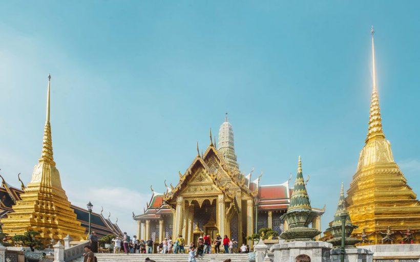 Wat Phra Kaew v Bangkoku: Kompletný sprievodca
