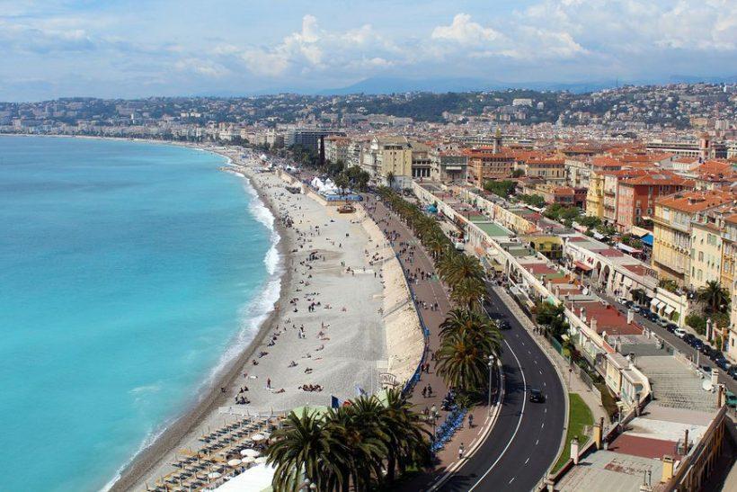 Времето в Франция - Климат и Температурите на френските градове