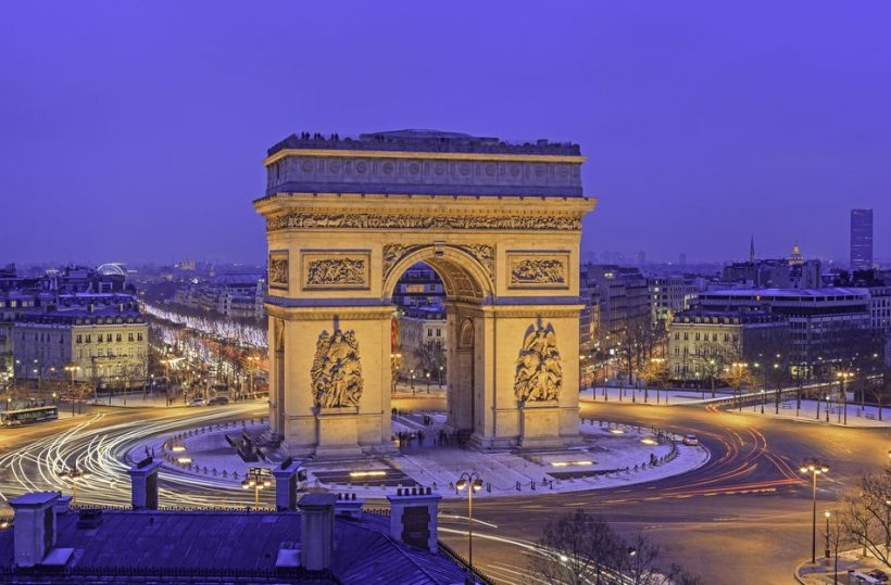 Triumfbuen i Paris: A Complete Visitors' Guide