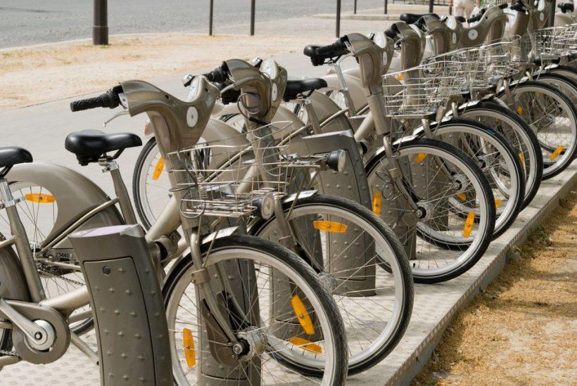 Velosipēds Parīzē: Kā lietot Velib 'City shēmu?