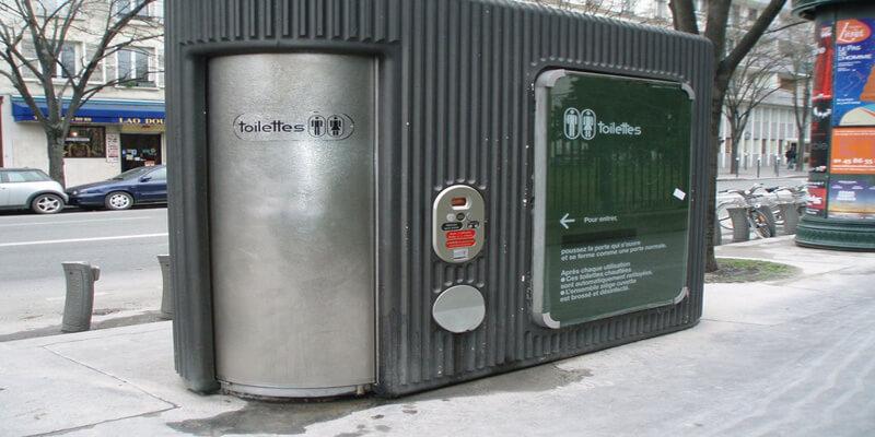 Kako uporabljati stranišča v Franciji