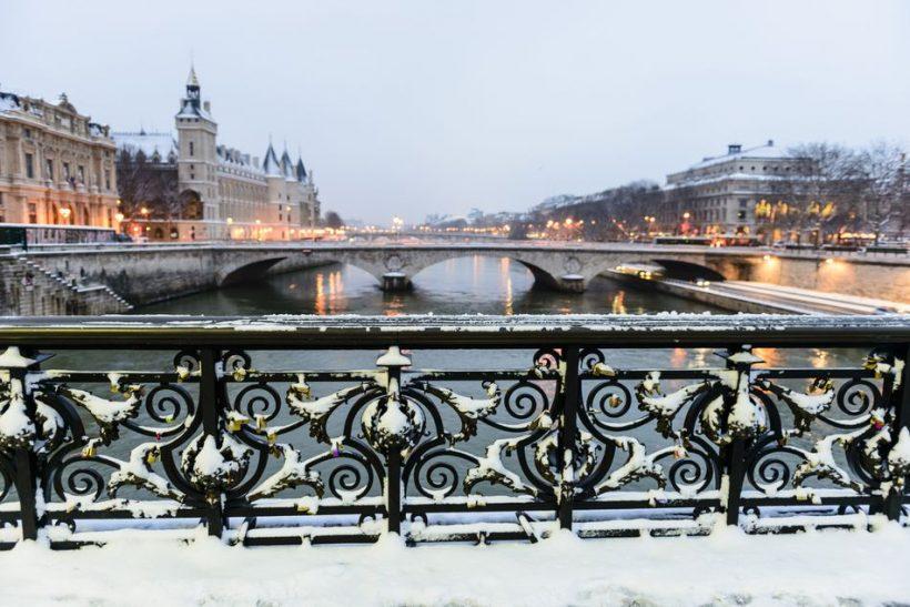 Ιανουαρίου στη Γαλλία: Καιρός, Τι να Pack, και τι να δείτε