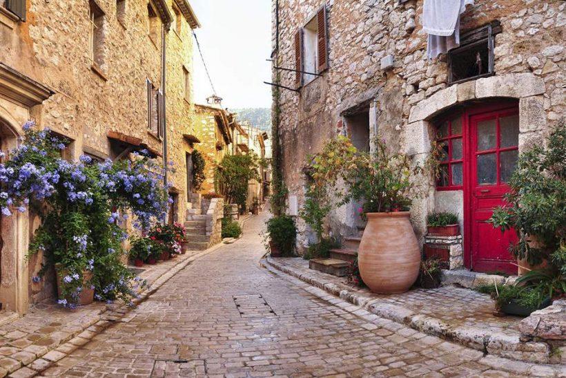 Visitar Francia en junio: fina del tiempo, y no hay mucho que hacer