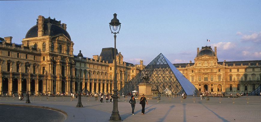 In Bildern: Highlights vom Louvre in Paris