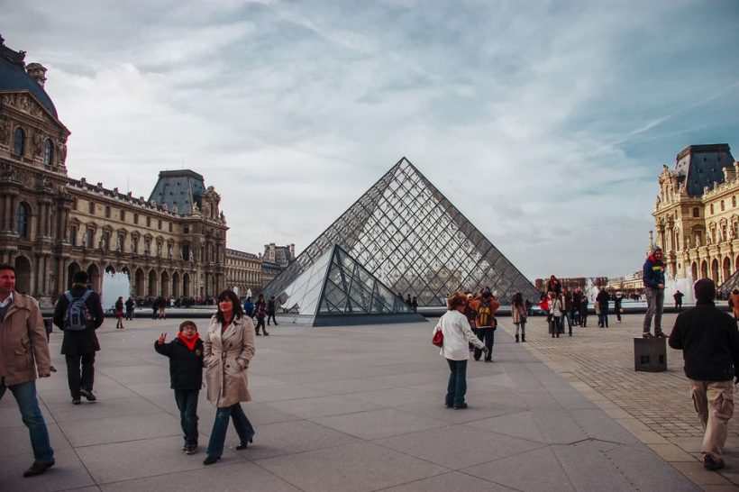 Louvre i Paris: En komplet guide for besøgende