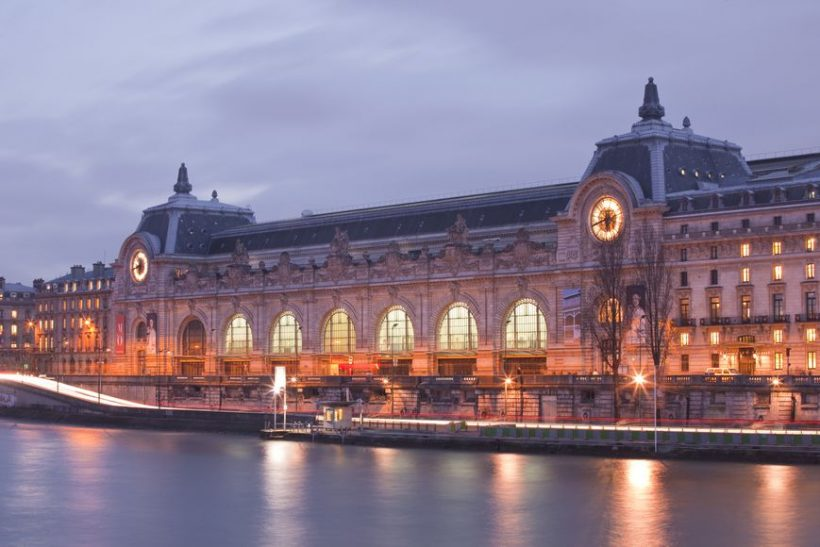 Top 5 tipp örvendő párizsi Musée d'Orsay
