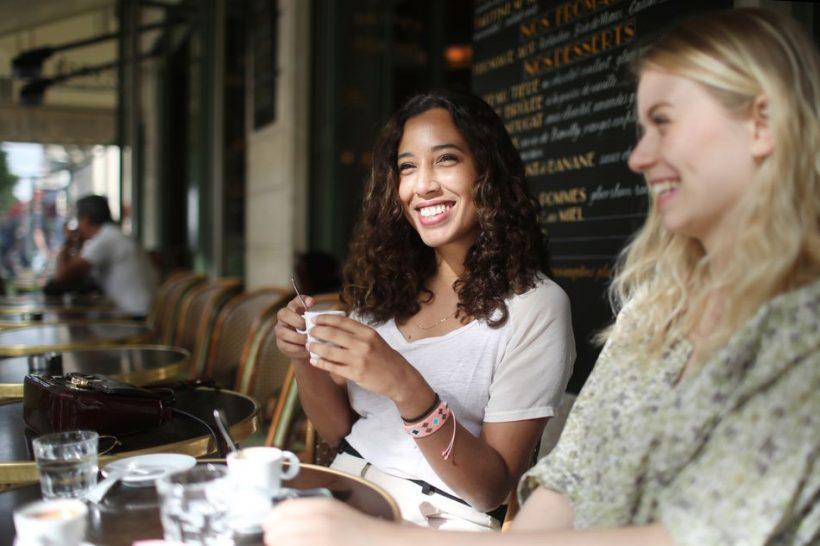 Como encomendar café em um café francês ou Paris