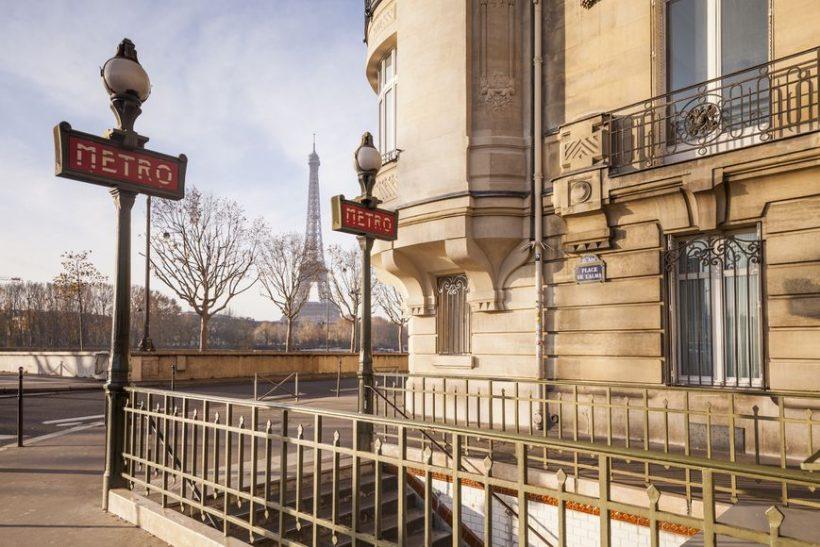 Offentlig transport i Paris: Maste Metro, buss og RER System