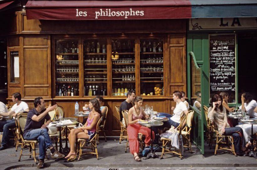 Top 10 Mítoszok és sztereotípiák párizsiak