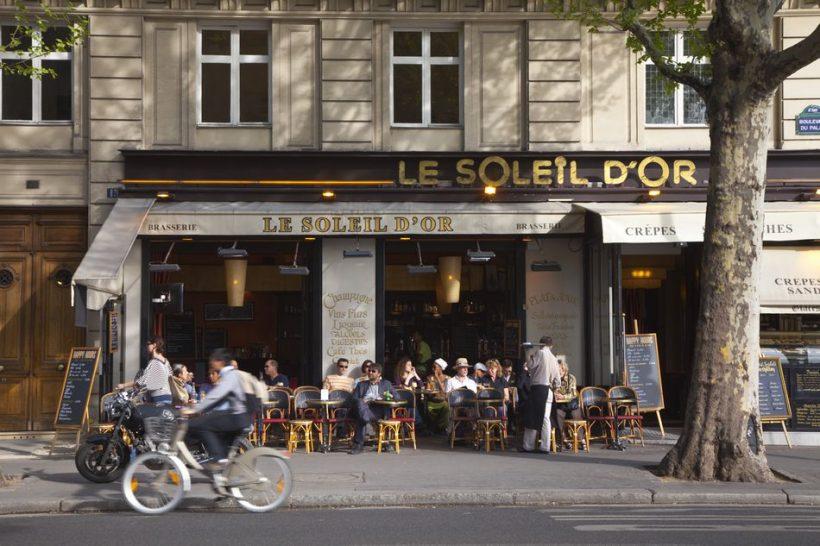 Restoran Tipping Prantsusmaa ja Pariisi