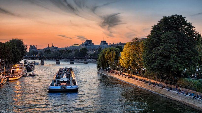 Allt om floden Seine i Paris: Fakta, historia & Travel Tips