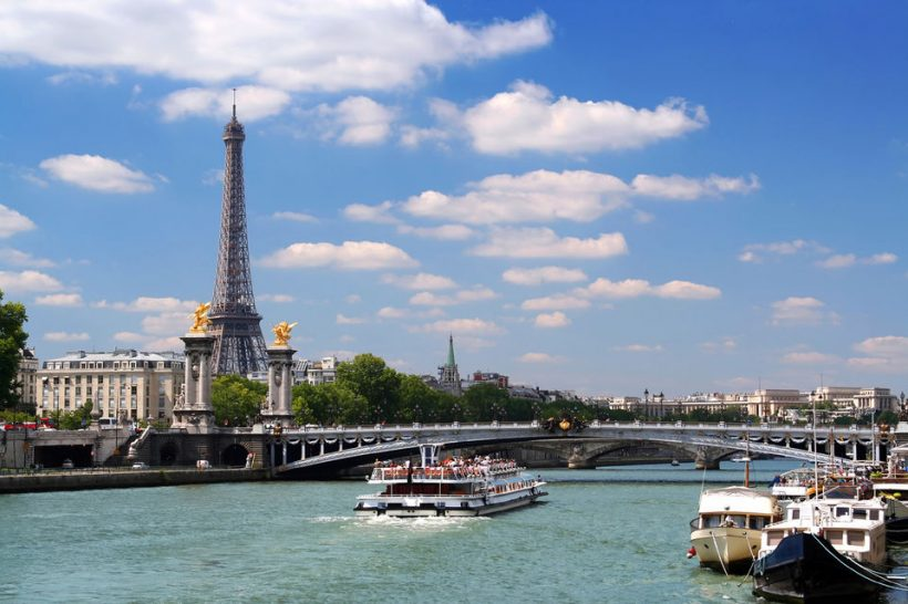 Korzystających z wody: przelotową kanałów i dróg wodnych w Paryżu - Biuro podróży, pakietów wycieczkowych i Więcej