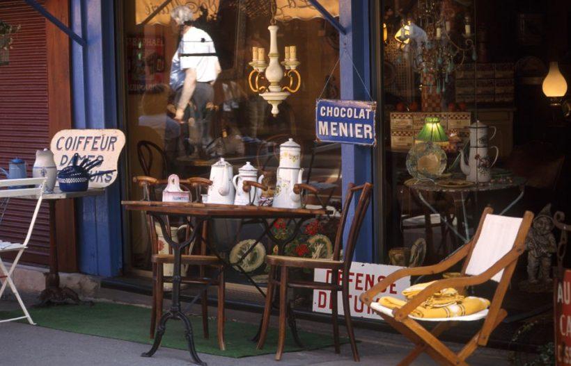 Parim Markets Pariisis (igat tüüpi Traveller)