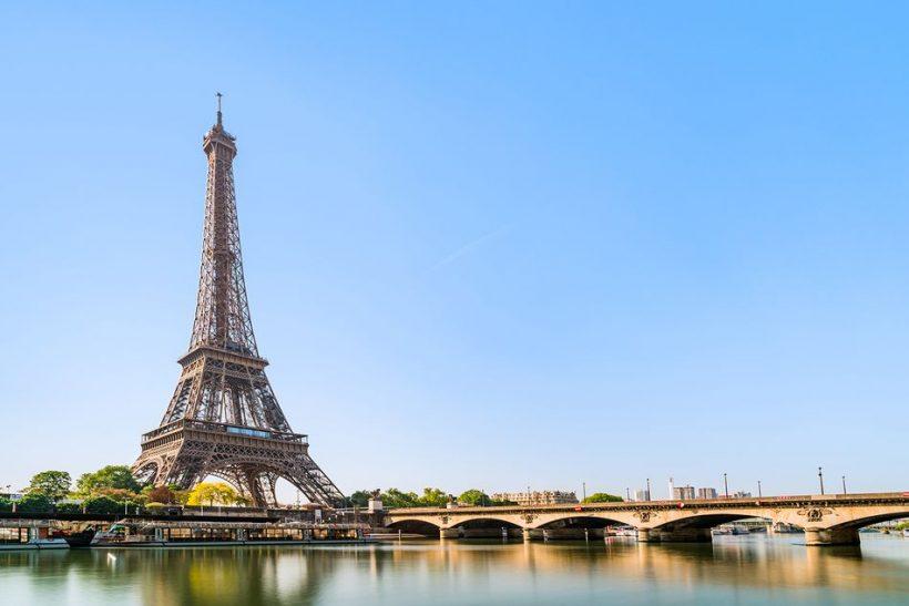 Det bedste tidspunkt at besøge Paris
