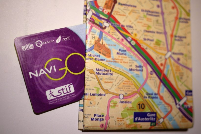 Cómo moverse por París como un local