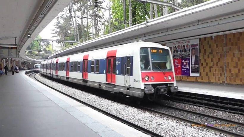 RER trenurile din Paris: Care sunt acestea, și cum să le ia?