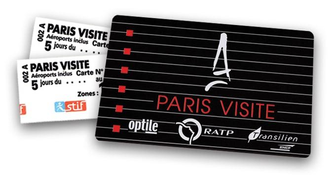 Paris Visite Pass: Fares, ieguvumi un kā to lietot