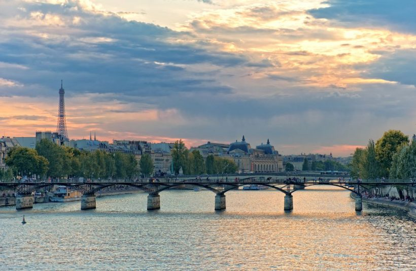 Paríž je Pont des Arts: The Complete Guide