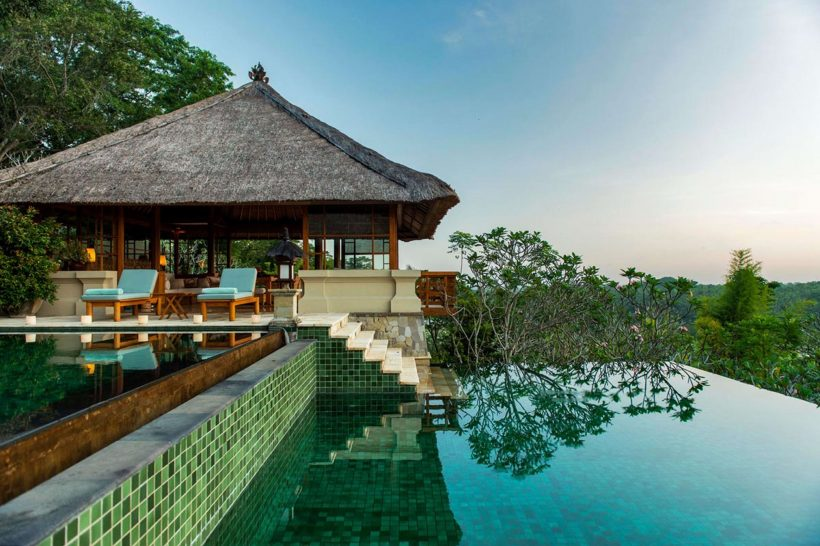 Die 18 luxuriösesten Hotels in Bali